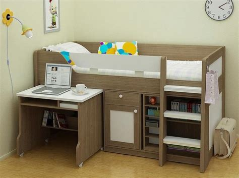 Childrens Bedroom Furniture Sale Ebay by Details About Childrens Beds Royale Midsleeper Bed With