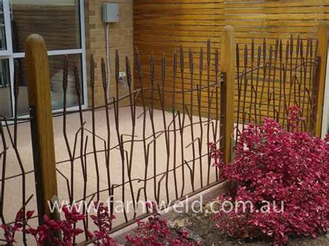 Wrought iron Fencing & Balustrades   Farmweld Adelaide