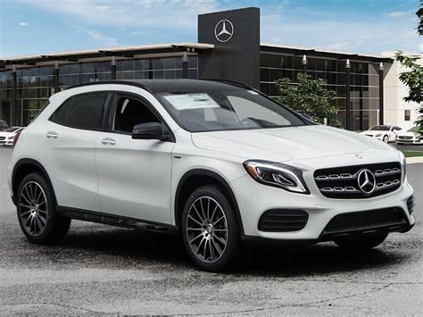 Compare 2 gla 250 trims and trim families below to see the differences in prices and features. New 2018 Mercedes-Benz GLA GLA 250 SUV in Jackson #26688 | Mercedes-Benz of Jackson