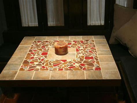 tile mosaic tabletop tabletop hgtv
