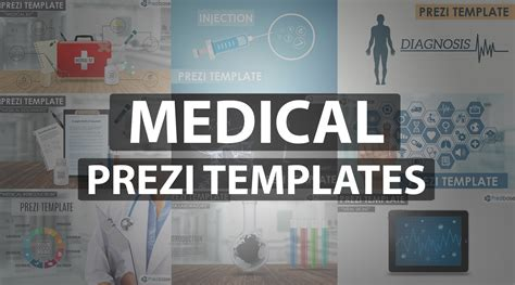 medical prezi templates prezibase
