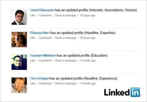 Updating Your Resume On Linkedin by How To Secretly Update Your Linkedin Profile