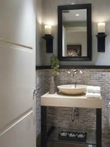 how to design the perfect powder room home information