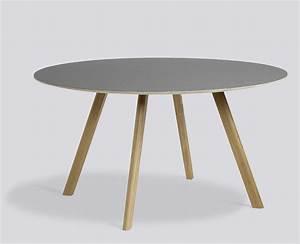 Tisch Rund Ausziehbar : hay copenhague table round cph25 tisch von ~ A.2002-acura-tl-radio.info Haus und Dekorationen