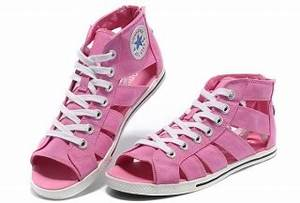 Avril Lavigne Style Gladiator Shoes Converse Chuck Taylor