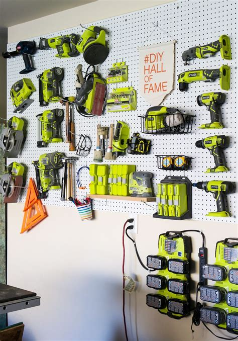 Garage Organization Workshop Tools creative workshop organization scrapworklove