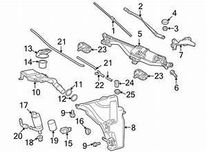 2012 Audi A5 Windshield Wiper Motor  Linkage  Replace