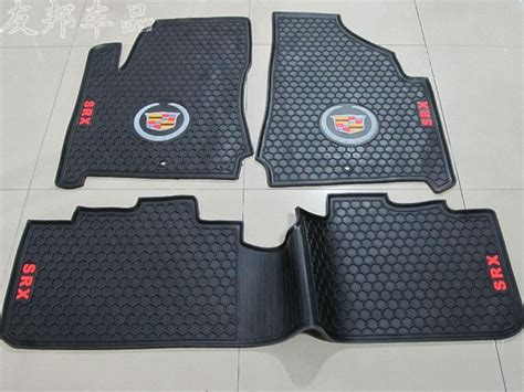 cadillac srx floor mats dedicated rubber green original rugs carpets car