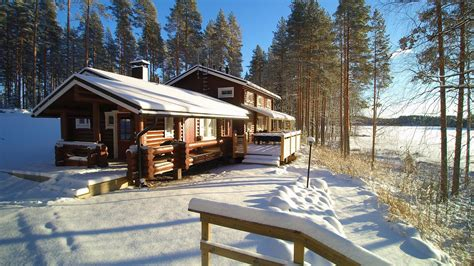 Cottage Finlandia by Rent Cottage Gling Fishing In Finland Birdwatching