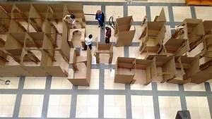 harry potter cardboard maze programming librarian