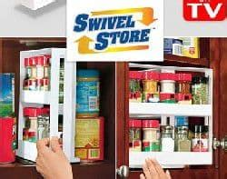 Swivel Store Spice Rack by Swivel Store Spice Rack Storage System