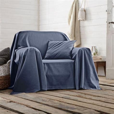 housse de canapé et fauteuil housse de canape et fauteuil la redoute canapé idées