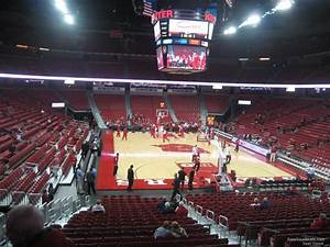 Kohl Center Wi Seating Chart Kohl Center Section 102 Rateyourseats Com