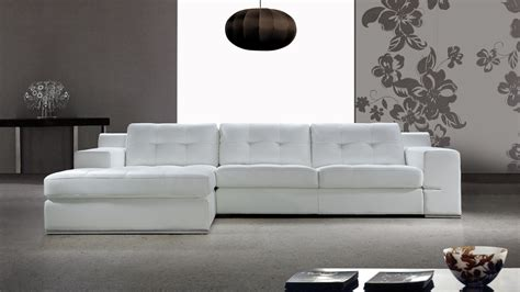 canapé blanc en cuir canapé d 39 angle cuir 3 places à 5 places canapé d 39 angle cuir