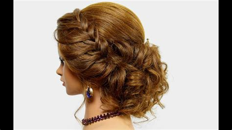 Hairstyles For Hair Updo by Hairstyle For Hair Tutorial Prom Updo With Braid