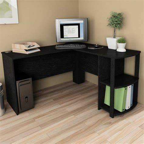 Computer Tables For Home by L Shaped Corner Desk Computer Workstation Home Office