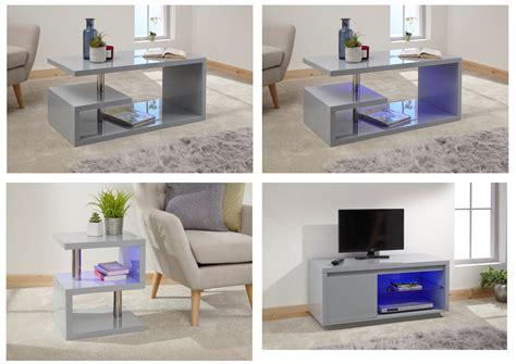 By boy23, march 25, 2018 in (en) forum. Polar High Gloss Modern LED Lit Tables, Sideboard & TV Units - Grey | eBay