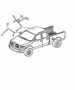 Dodge Ram 1500 Wiring  Sunroof  Trim   All Trim Codes