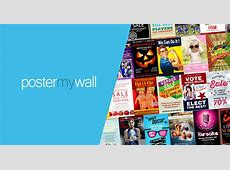 Easy Promotional Posters, Graphics & Videos PosterMyWall