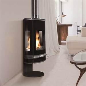 Poele A Granule Design : poele a bois nordique ~ Dailycaller-alerts.com Idées de Décoration