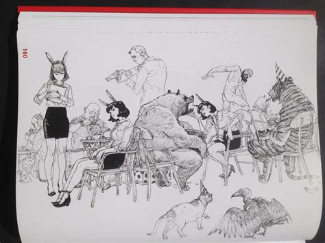 Kim Jung Gi Sketchbook Buy Bi