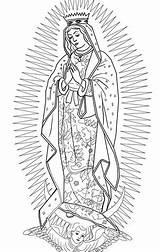 Senhora Nossa Disegni Supercoloring Lourdes Bionicle Virgencita Rosary Vierge Erwachsene Ies Incantevole Madonne Qumran Pastorale Colorironline Signora Nostra Printableshelter sketch template