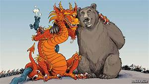 An uneasy friendship - Russia and China