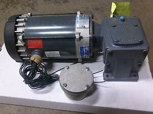 Electric Motor Reducer by 1 2 Hp Marathon Electric Motor W Gear Reducer Junction