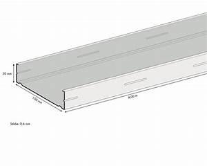 Knauf Cw Profil : cw st nderprofil knauf 150x50mm l nge 4 00m bei hornbach kaufen ~ Orissabook.com Haus und Dekorationen