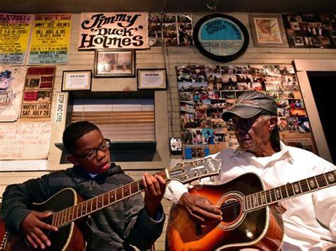 Jimmy 'duck' Holmes Keeping Blues Alive In Bentonia