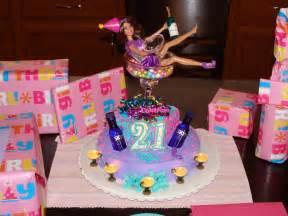 21st Barbie Birthday Cake Ideas