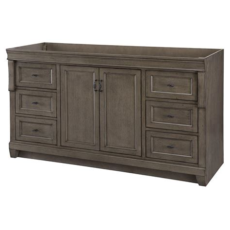 60 inch single sink vanity without top home decorators collection naples 60 in w bath vanity