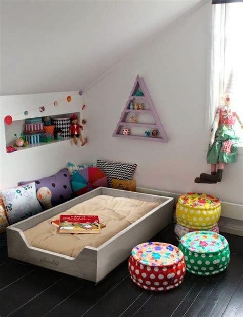 chambre montessori inspiration chambre montessori