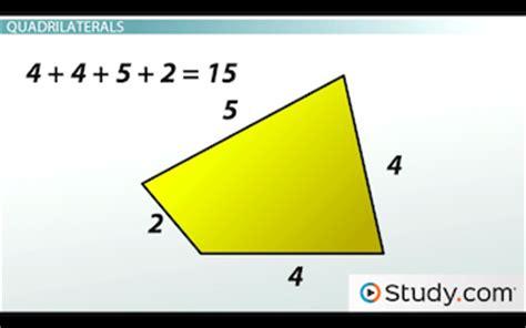 properties  shapes quadrilaterals parallelograms