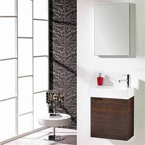 lave main faible profondeur 25x45 cm smart pack With meuble salle de bain 45 cm profondeur