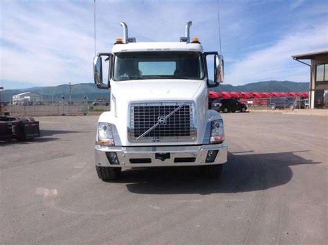 volvo trucks for sale in 2016 volvo vnx84t300 day cab truck for sale 2 642 miles
