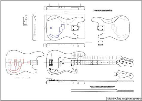 Bass Headstock Template Danelectro by Electric Guitar Fender Precision Bass Bass Guitar