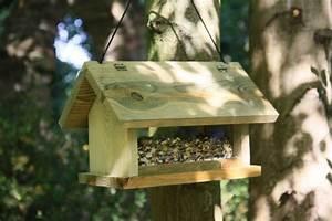 Mangiatoia a Casetta in Legno per Uccelli Contenitore Cibo Mangime Animali eBay
