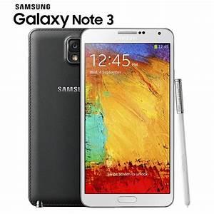 Original Samsung Galaxy Note 3 Note Iii Mobile Phone Quad
