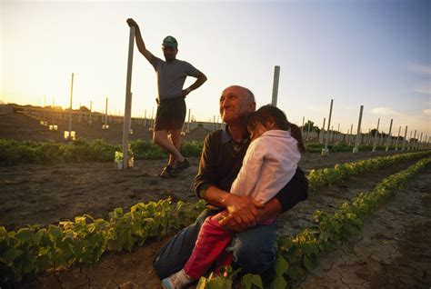 Changing Agriculture Reinventing The Family Farm