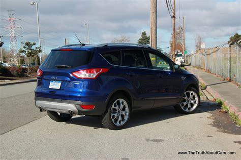 review  ford escape titanium   video