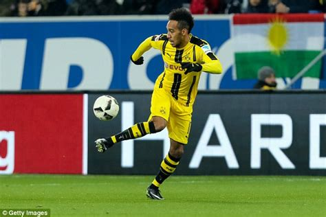Dortmund will consider £70m bids for Aubameyang | Daily ...