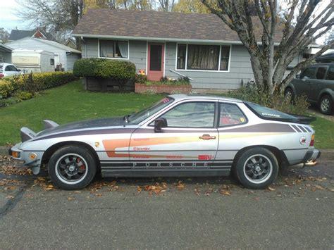 first porsche car first car 1980 porsche 924 turbo