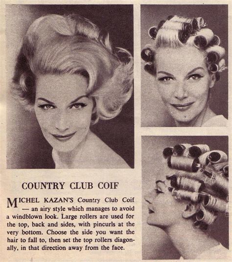 country club coif september  australian womans day