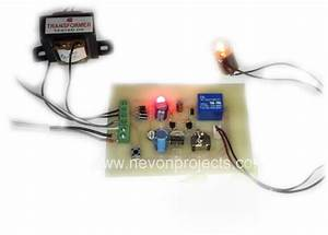 Power Supply With Auto Switching Project
