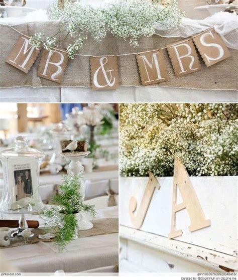 burlap wedding ideas kate the great s wedding