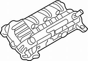 Mercury Milan Engine Valve Cover  3 0 Liter  Fusion  Milan
