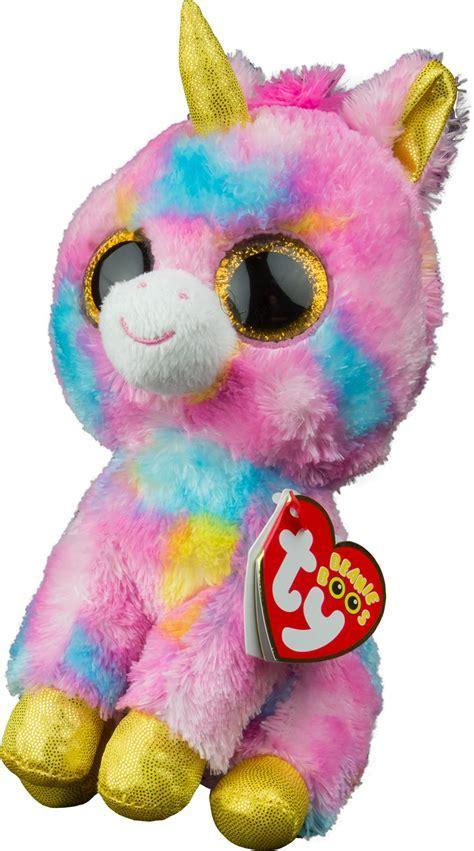 Beanie Boos   Fantasia the Multicolour Unicorn   Fantasia