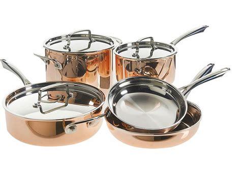 cuisinart tri ply copper cookware reviews  introduction copper cookware set copper