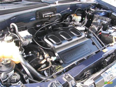 2003 Escape V6 Engine Diagram by 2003 Ford Escape Xlt V6 4wd 3 0 Liter Dohc 24 Valve V6